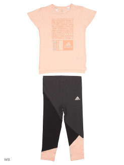 Костюм  I MM TIGHT SET      HAZCOR/CHACOR Adidas