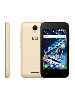 "Смартфон 4028 UP!: 4"" 480x800/TN MTK6570 512 Mb/8Gb 5Mp/2Mp 1500mAh BQ."