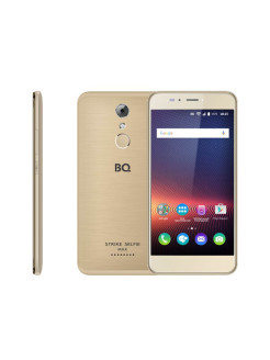 Смартфон 5504 Strike Selfie Max: 5,5'' 1280x720/IPS MT6737 3Gb/16Gb 16Mp/13Mp 3000mAh BQ.