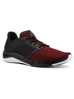 Кроссовки PRINT RUN 3. BLACK/PRIMAL RED/WHI Reebok