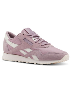 Кроссовки CL NYLON INFUSED LILAC/PALE P Reebok