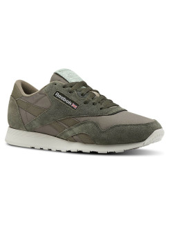 Кроссовки CL NYLON M CYPRESS/TERRAIN GREY Reebok