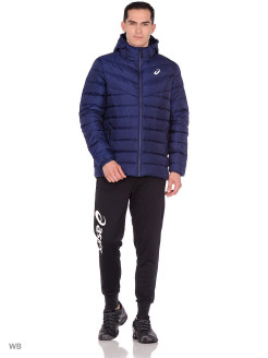 Пуховик DOWN HOODED JACKET ASICS