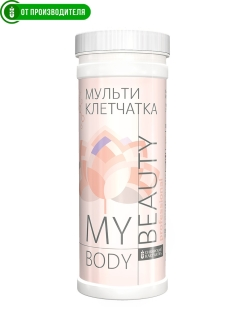 "Коктейль ""MY BODY"" BEAUTY клетчатка,170 г MY BODY"