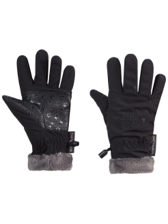 Перчатки SOFTSHELL HIGHLOFT GLOVE KIDS Jack Wolfskin