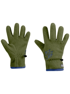 Перчатки BAKSMALLA FLEECE GLOVE KIDS Jack Wolfskin