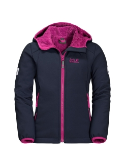 Ветровка KISSEKATT JACKET GIRLS Jack Wolfskin
