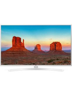 "Телевизор 49UK6390, 49"", UHD, Smart TV, Wi-Fi, DVB-T2/S2 LG"
