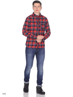 Рубашка HH NORSE FLANNEL SHIRT Helly Hansen