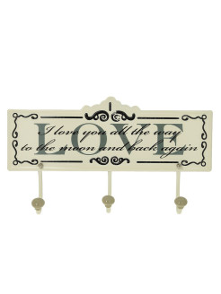 Вешалка *Love* RICH LINE Home Decor