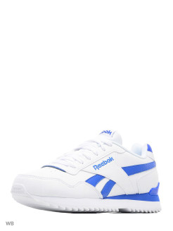 Кроссовки REEBOK ROYAL GLIDE  WHITE/VITAL BLUE Reebok