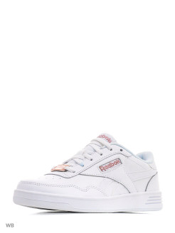 Кроссовки REEBOK ROYAL TECHQU WHITE/ROSE GOLD Reebok
