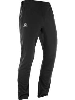 Брюки AGILE WARM PANT M Black SALOMON