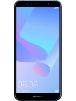 Смартфон Y6 Prime (2018) 16 Gb: 5,7'' 1440x720/IPS Snapdragon 425 2Gb/16Gb 13Mp/8Mp 3000mAh Huawei