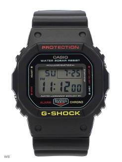 Часы G-Shock DW-5600CMB-1E CASIO