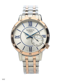 Часы Sheen SHE-3046SGP-7BUER CASIO