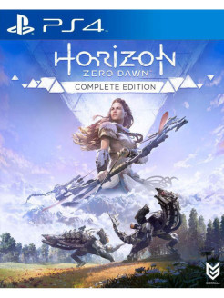 Horizon Zero Dawn. Complete Edition [PS4, русская версия] Sony CEE
