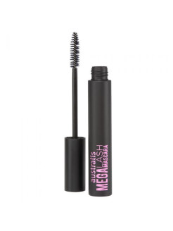 Тушь для ресниц Mega Lash - Waterproof Black Australis Cosmetics