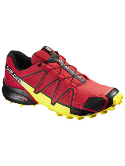 Кроссовки SHOES SPEEDCROSS 4 RADIANT RED/BLACK/YE SALOMON