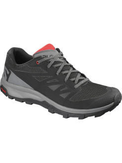Кроссовки SHOES OUTline Bk/Quiet Shad/High Risk SALOMON