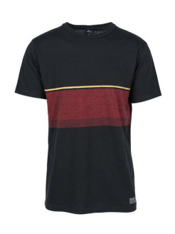 Футболка YARN DYED STRIPE MEN SS TEE Rip Curl