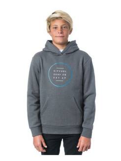 Худи BASIC LOGO GRADIAN HOODED FLEECE Rip Curl