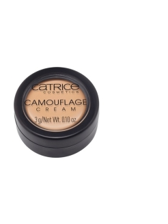 Консилер CAMOUFLAGE CREAM 015 Fair CATRICE.