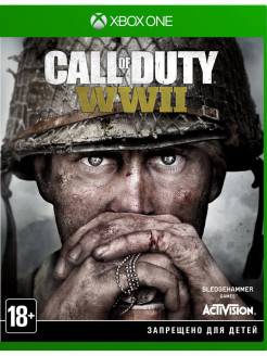 Call of Duty: WWII [Xbox One, русская версия] Activision