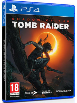 Shadow of the Tomb Raider [PS4, русская версия] Square Enix