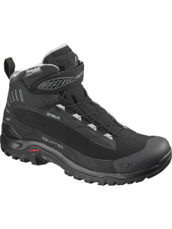 Ботинки SHOES DEEMAX 3 TS WP Black/Black/Alloy SALOMON