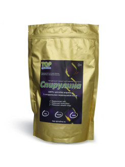 Спирулина,порошок,250гр TOP Spirulina