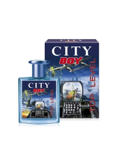 City Boy Top Level ТВ 50 мл. CITY PARFUM