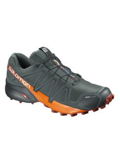 Кроссовки SHOES SPEEDCROSS 4 CS Urban Chic/RED OCH SALOMON