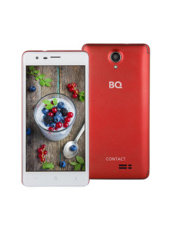 Смартфон 5001L Contact: 5''1280x720/IPS MT6737 1Gb/8Gb 5Mp/2Mp 2000mAh BQ.