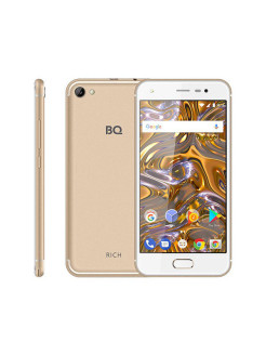 "Смартфон 5012L Rich: 5"" 1280x720/IPS MTK6737 1Gb/8Gb 8Mp/5Mp 2400мАч BQ."