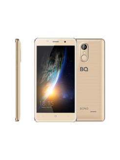 Смартфон 5022 BOND: 5'' 1280x720/IPS MT6580 1Gb/8Gb 8Mp/5Mp 2300mAh BQ.