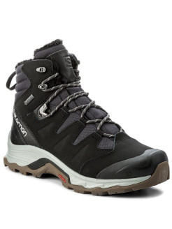 Ботинки SHOES QUEST WINTER GTX PHANTOM/BK/Vapor SALOMON