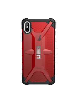 Protective cover UAG for iPhone XS Max series Plasma color red / 111103119393/32/4 UAG