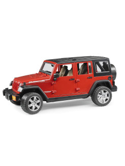Внедорожник Jeep Wrangler Unlimited Rubicon Bruder