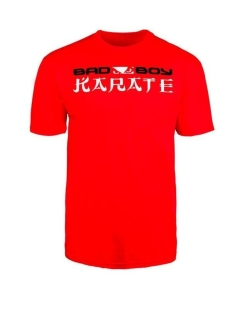 Футболка детская Karate Discipline Youth T-shirt Bad boy