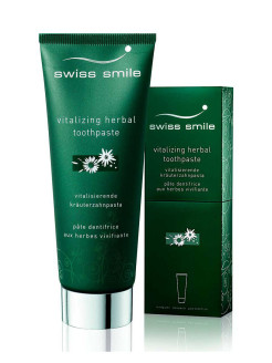 Витаминно-травяная зубная паста Swiss Smile