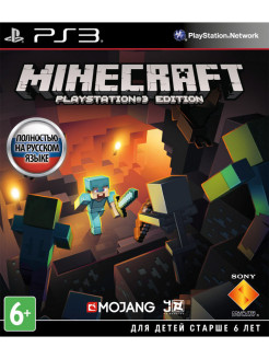 Minecraft. Playstation 3 Edition [PS3, русская версия] Sony CEE