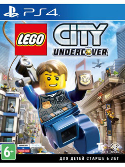 Lego City Undercover [PS4, русская версия] WB Interactive