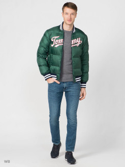 Бомбер TOMMY JEANS