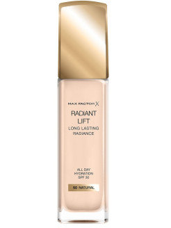 Тональная Основа Radiant Lift Long Lasting Radiance Natural 50 MAX FACTOR