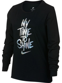 Лонгслив G NSW TEE LS SHINE VERB Nike
