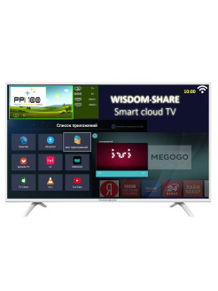 "Телевизор T32RTL5131, 32"", HD, Smart TV, Wi-Fi, DVB-T2 Thomson"