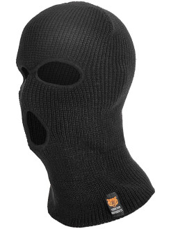 Балаклава TERROR SNOW FACEMASK 5.0 BLACK TRSNOW