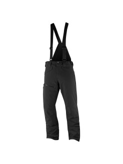 Горнолыжные брюки CHILL OUT BIB PANT M Black SALOMON