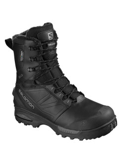 Ботинки SHOES TOUNDRA PRO CSWP Black/Bk/Magnet SALOMON